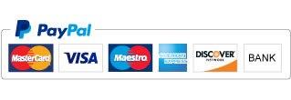 Znak akceptacji PayPal